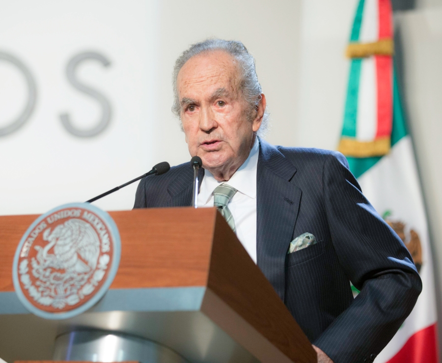 Don Alberto Baillères, Presidente de la Junta de Gobierno del ITAM