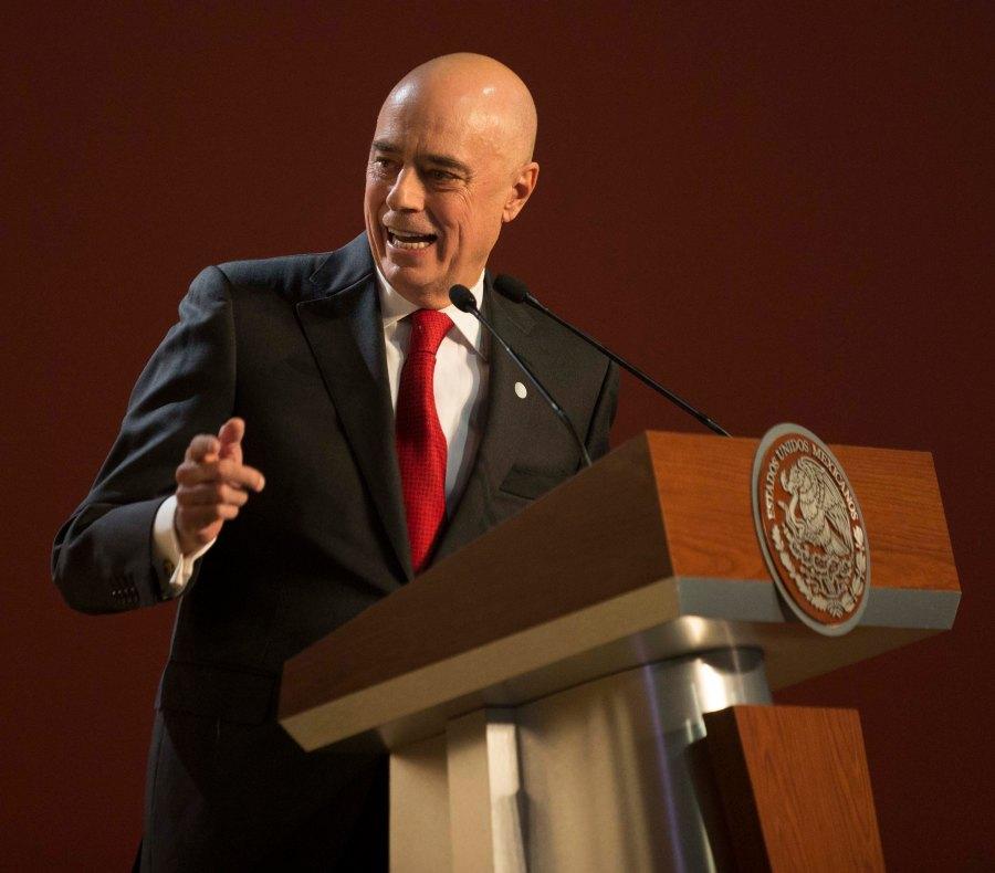 Doctor Arturo Fernández, Rector del ITAM