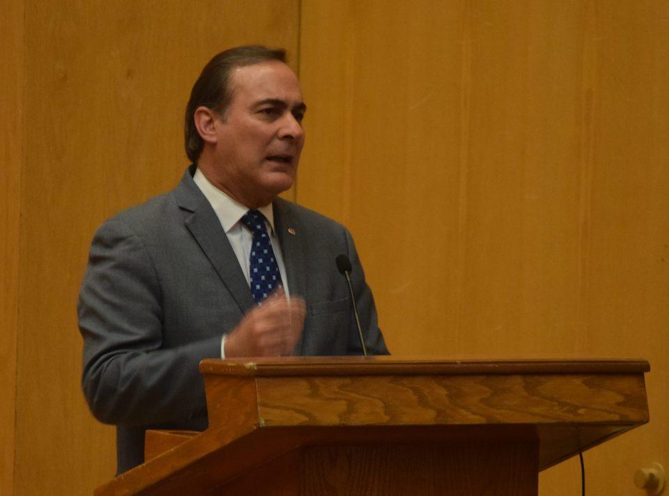 Juan Pablo Castañón, Seminario Perspectivas Económicas ITAM 2017